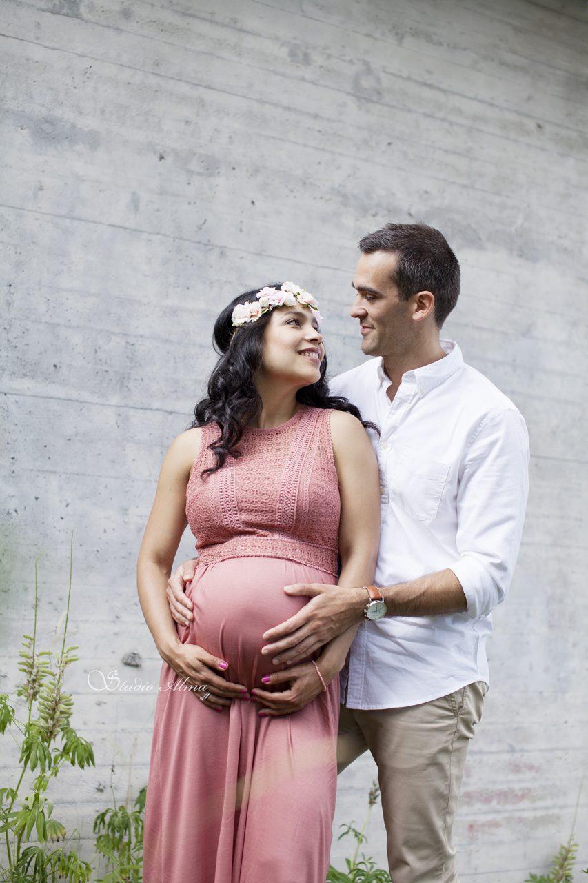 gravid-foreldreogbarn-fotograf